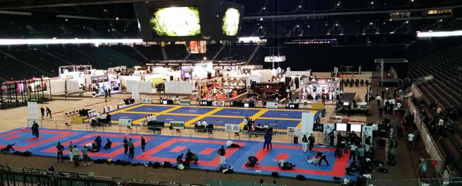 BJJ Friends Arena